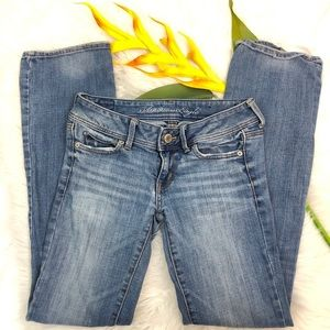 American Eagle Stretch Boot cut jeans